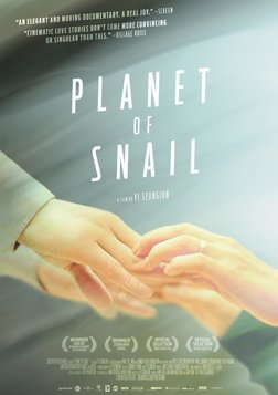 Planet of Snail - A Blind and Deaf Poet Navigates the World